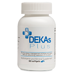 DEKAs Plus Softgel